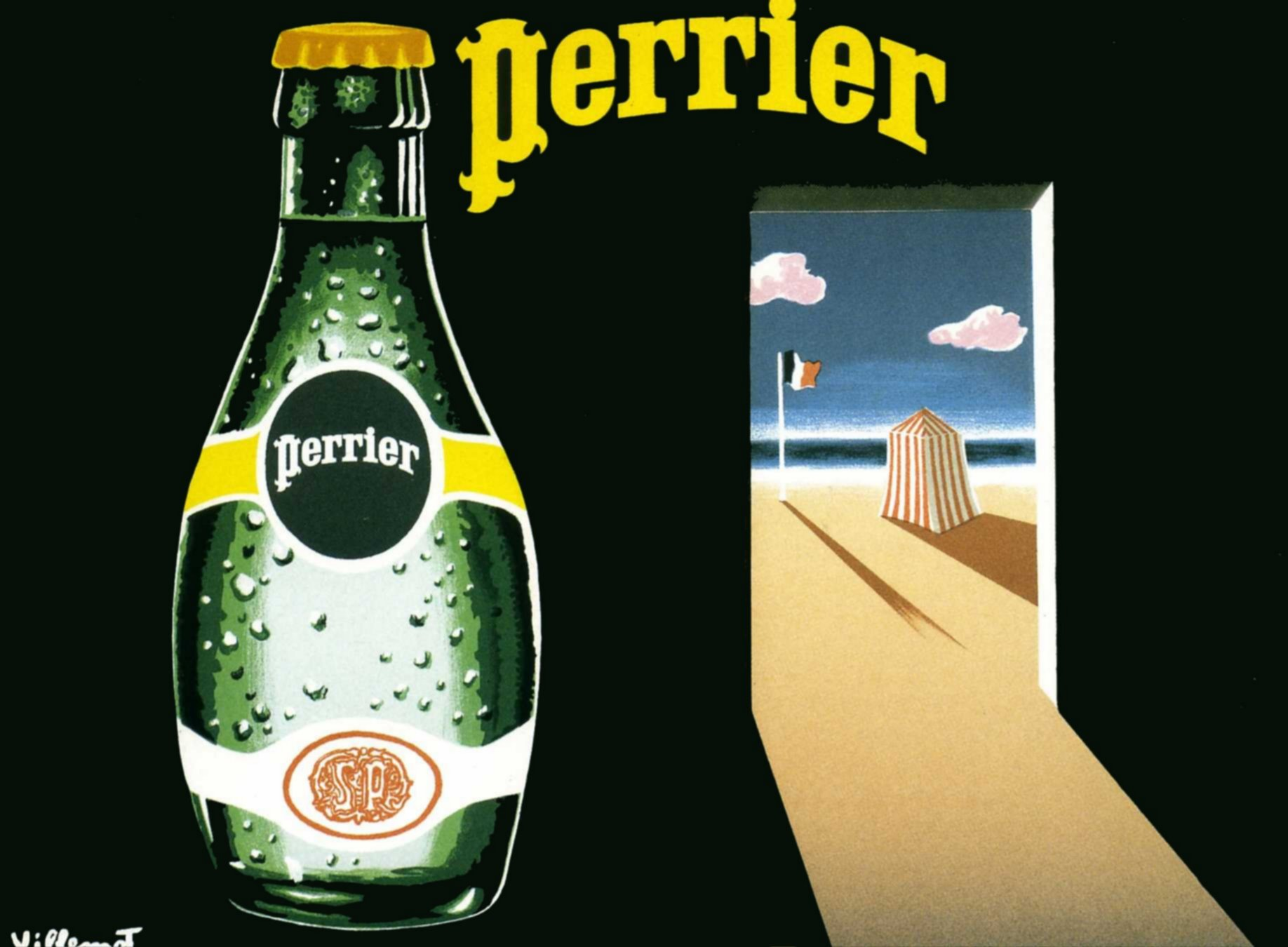 Perrier 336 280 pinterest banners for Cash piscine cuers