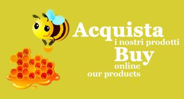 buy online the best italian honey - acquista online il miglior miele italiano